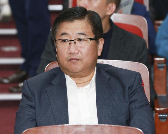 박관천 전 청와대 행정관. 중앙포토