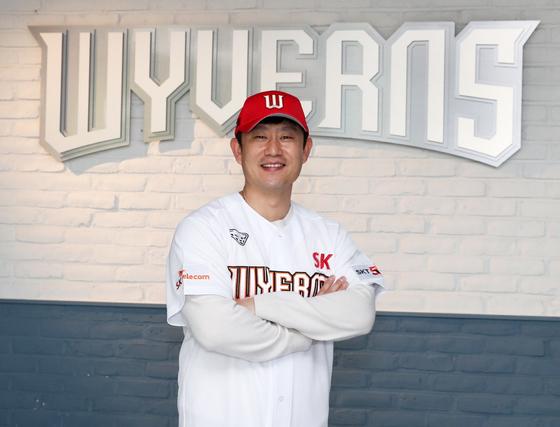 13일 단행된 사인 앤드 트레이드로 SK 유니폼을 입게 된 김상수. 김상수 영입에 적극적이었던 구단은 NC였다. SK 제공