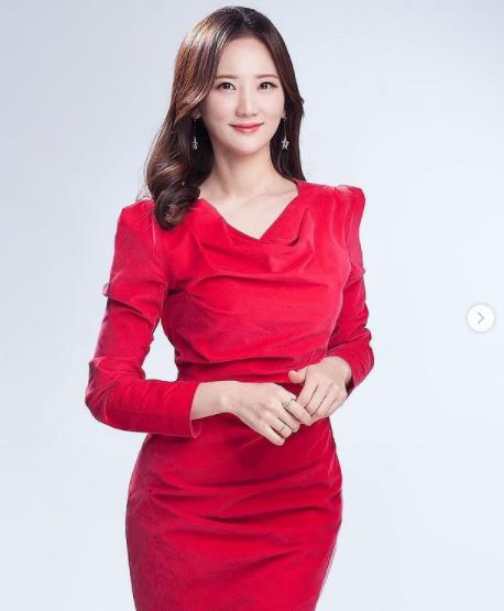 [사진 김지원 아나운서 인스타그램]