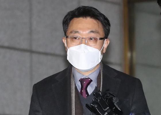 초대 고위공직자범죄수사처(공수처) 처장에 지명된 김진욱 헌법재판소 선임연구관. 뉴스1