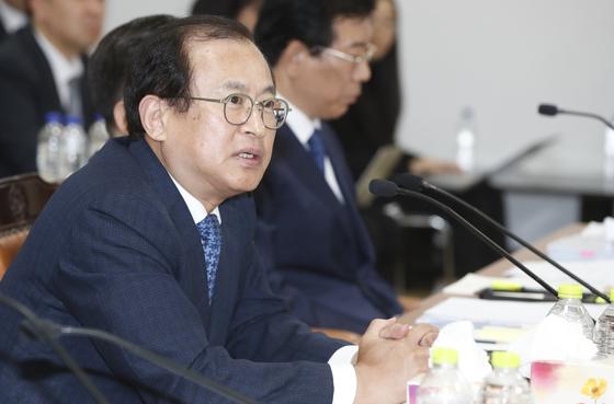 2019년 10월 8일 문찬석 당시 광주지검장. 뉴스1