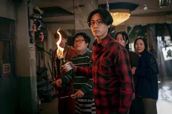 지난달 18일, 190여개국에 출시된 넷플릭스 드라마 '스위트홈'. [사진 넷플릭스]