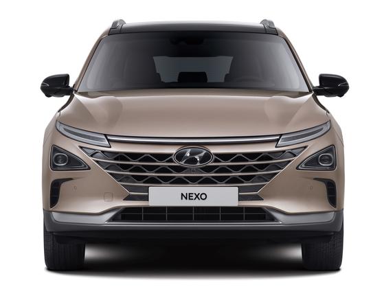 18일 현대차가 2021년형 넥쏘를 출시하고 판매에 들어간다. 사진 현대차
