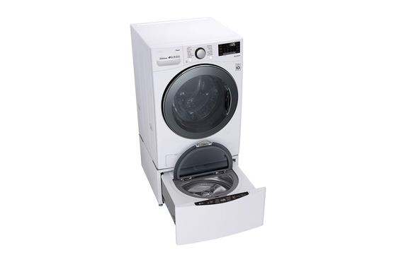 미 컨슈머리포트 드럼 세탁기 부문 1위에 오른 LG 드럼 세탁기(모델명: WM3900HWA)