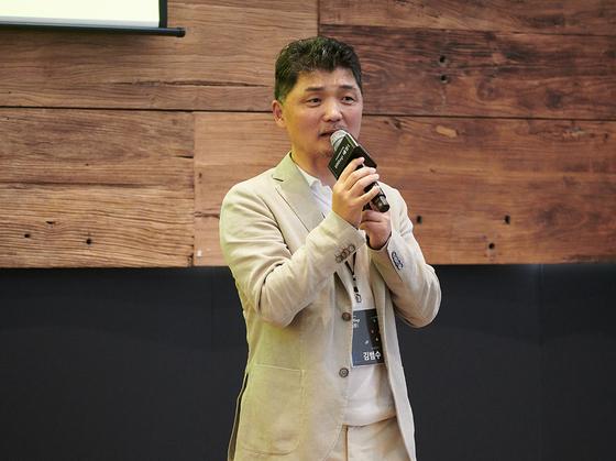 카카오 김범수, 아내·자녀 등에 33만주 증여…1452억원 상당