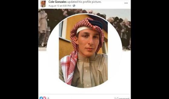 이슬람 극단주의 단체인 IS의 뉴욕 공격을 도우려던 미 현역 20살 일병이 붙잡혔다. 콜 제임스 브리지스는 페이스북에서 콜 곤잘레스라는 이름으로 활동했다. [페이스북]