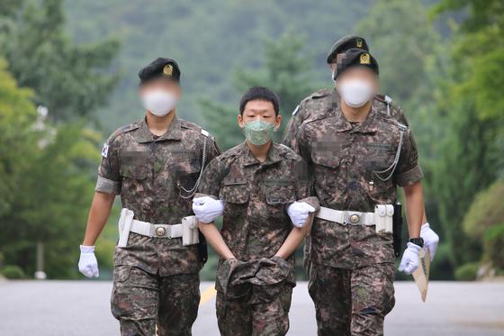 박사방 공범 이기야 이원호, 군사재판 1심서 징역 12년