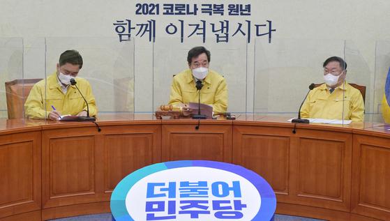 '사면 상 원'주호영 발언으로 민주당 최고 순위 … '오버 더 라인'