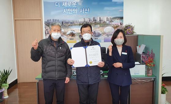 """아직 정정해요""""…22년 주민 손발, 서산 최고령 85세 임낙수 통장님"""