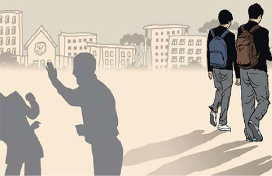 학교 닫자 SNS·중고거래 침투…교문밖 신음 커진 학교폭력