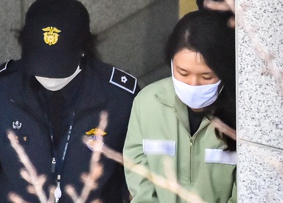 전남편을 살해한 혐의로 대법원에서 무기징역을 선고받고 복역중인 고유정(38). 뉴시스