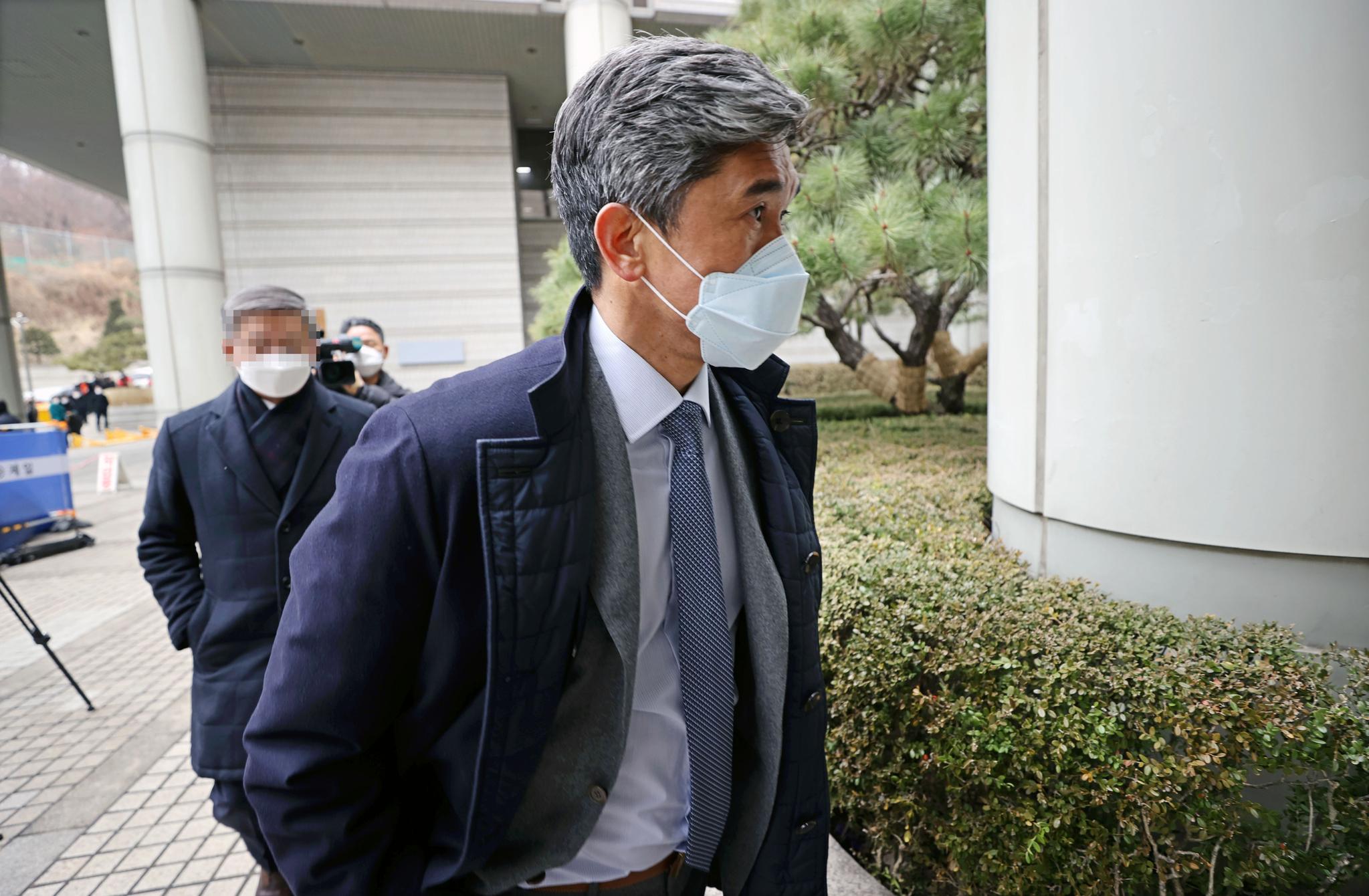 [속보] 언남고 축구감독 정종선, '유사강간· 횡령 혐의' 무죄