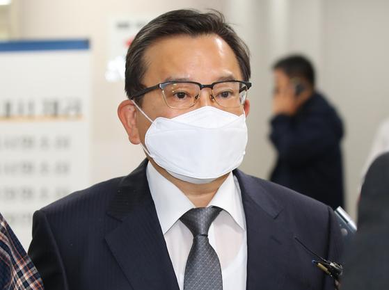 김학의 전 법무부 차관. 연합뉴스