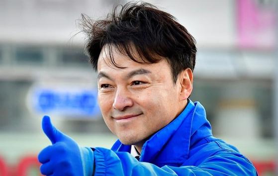 이상호 전 더불어민주당 부산 사하을 지역위원장. 페이스북 캡처
