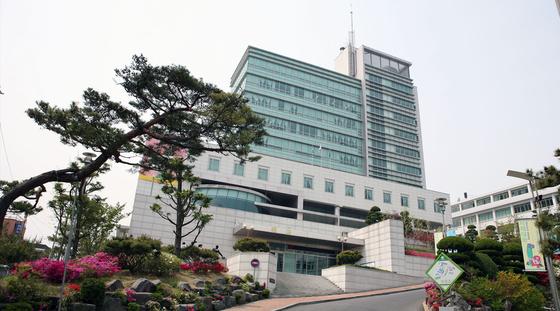 전북 군산사의 서해대 전경 [사진 서해대]