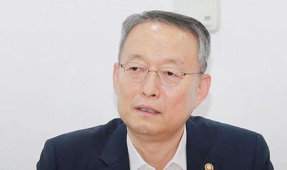 백운규 전 산업통상자원부 장관.[연합뉴스]