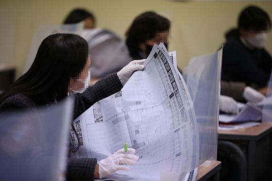 애들이 줄었어요 강북·지방 재수학원 찬바람···강남만 뜨겁다