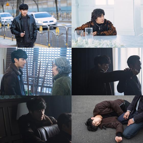 '경이로운 소문'에 특별출연한 손호준
