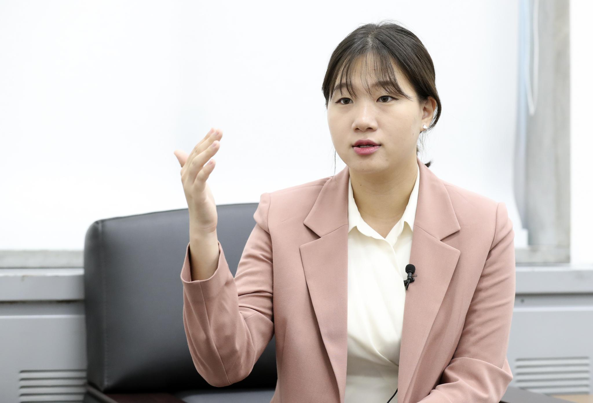 박성민 더불어민주당 최고위원. 중앙포토