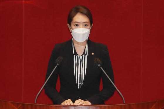 더불어민주당 고민정 의원. 연합뉴스
