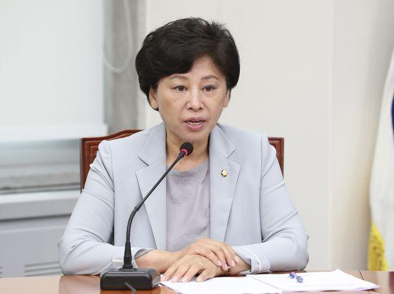 남인순 더불어민주당의원. [중앙포토]