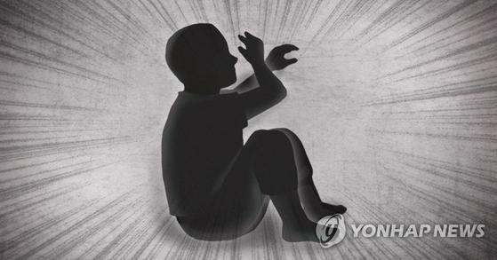 아동학대 이미지. 연합뉴스