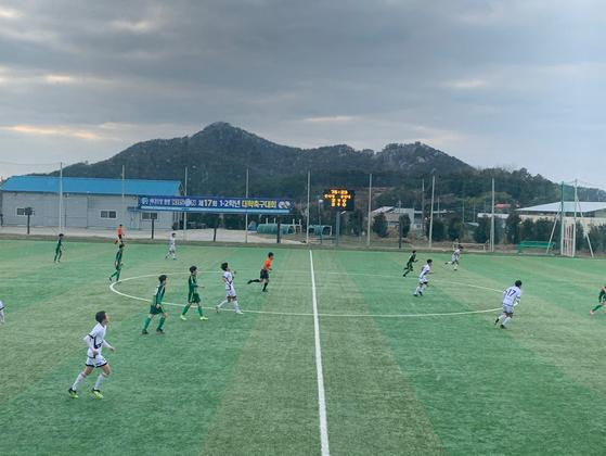사진=한국대학축구연맹