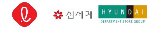 유통3사. [사진 롯데·신세계·현대백화점]