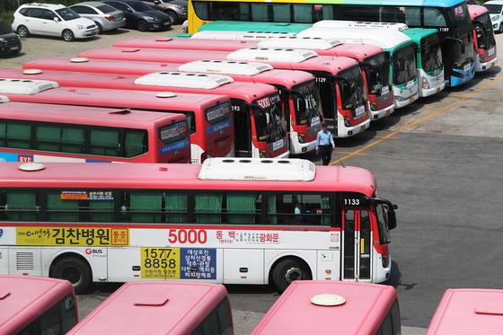 경기도 광역버스 . 연합뉴스