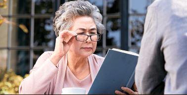 황반변성은 망막의 황반에 이상이 생기는 현상으로 노화가 중요한 원인이다. [사진 pixta]