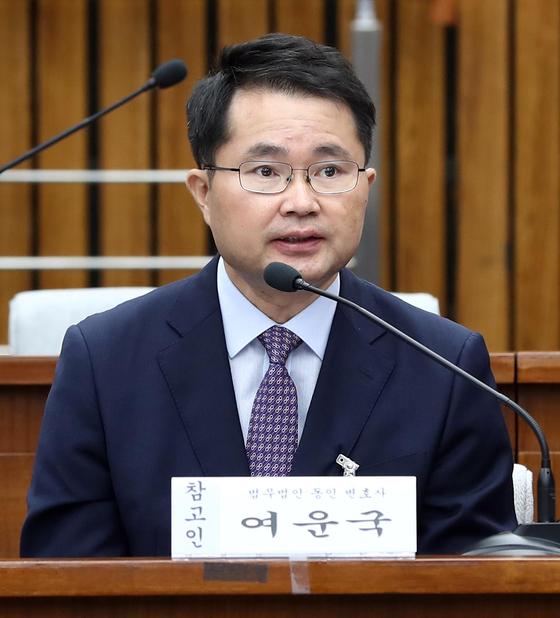 김진욱 고위공직자범죄수사처 처장은 28일 공수처 차장으로 판사 출신 여운국 변호사를 제청한다고 28일 밝혔다.    연합뉴스
