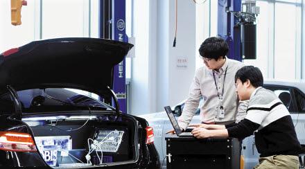 현대모비스는 급변하는 시장 환경에 효율적으로 대응하기 위해 올해 경영방침을 '자기주도형 인재를 중심으로 한 전사적 변화 실행'으로 정했다. [사진 현대모비스]