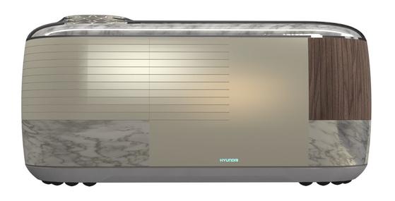 현대차그룹이 지난해 1월 CES에서 공개한 '목적 기반 차량(PBV)' 모형. 사진 현대차