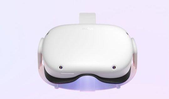 페이스북의 VR 헤드셋 '오큘러스 퀘스트2'. 미국에선 지난해 출시됐으며, 한국에는 2일부터 SK텔레콤 온오프라인 매장에서 팔릴 예정이다. [사진 오큘러스]