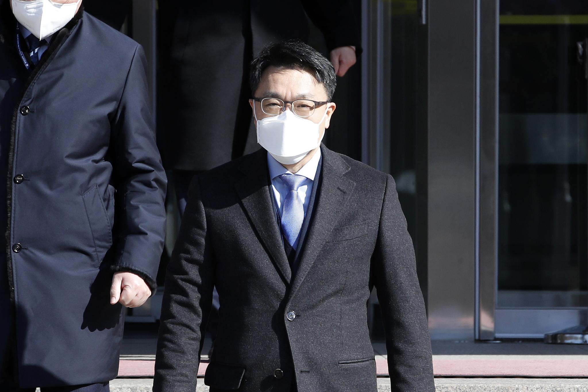김진욱 고위공직자범죄수사처장. 뉴스1