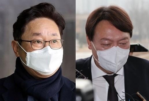 박범계와 윤석열 인사 상담 속도… 이성윤의 기소 개혁 후퇴?