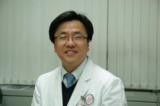 이재갑 한림대 강남성심병원 감염내과 교수. [중앙포토]
