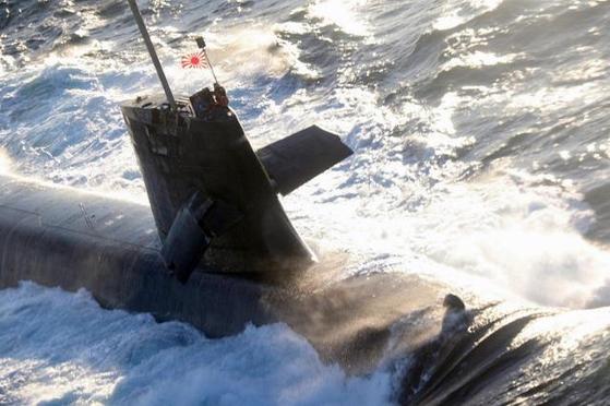 일본 잠수함의 굴욕 … 상선이 추락 한 후 '전화 버스트'를 찾았다.