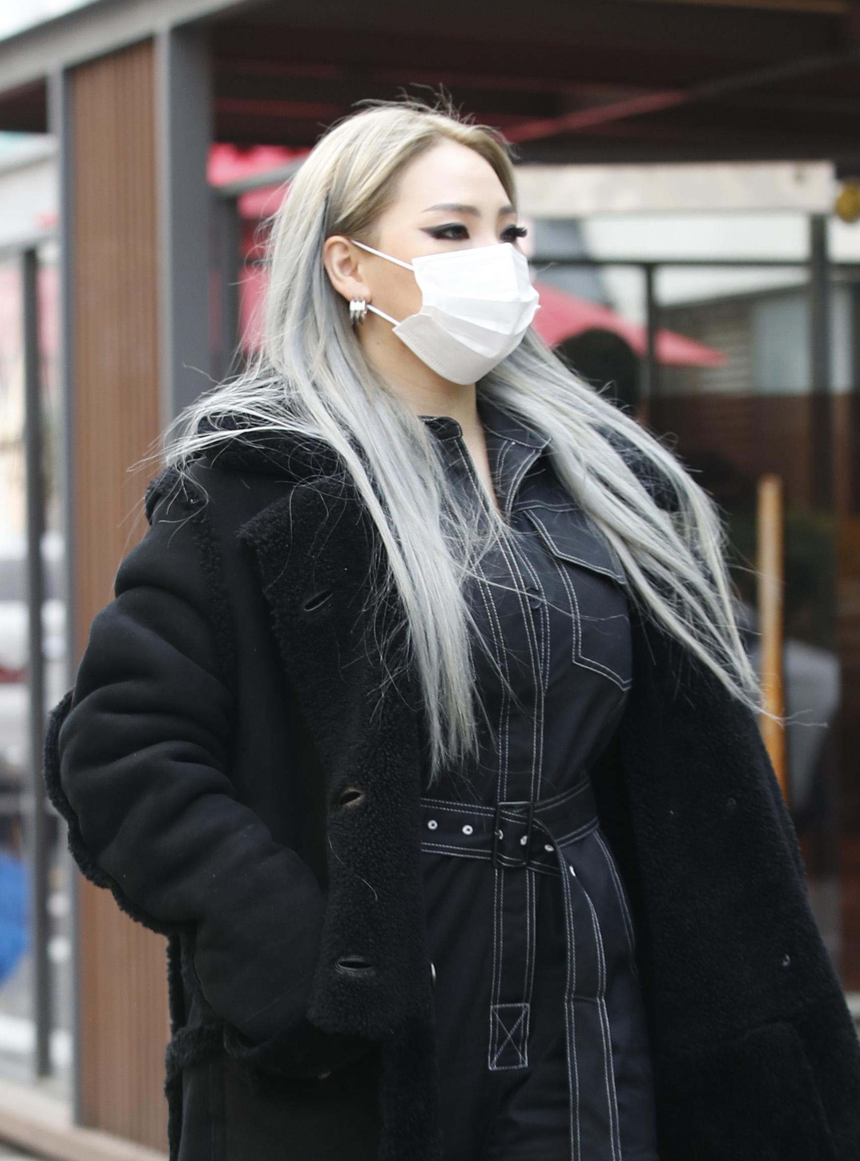 투애니원 출신 가수 씨엘(CL). 뉴스1