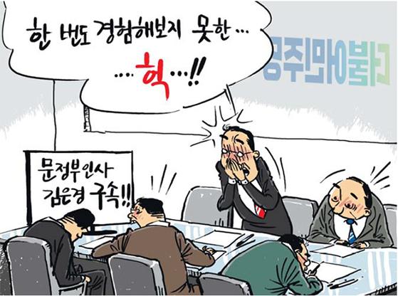 회룡 만평(2월 10일자)
