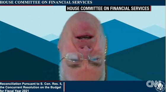 [영상] 의원은 얼굴로 미국 금융 청문회를 뒤집었다