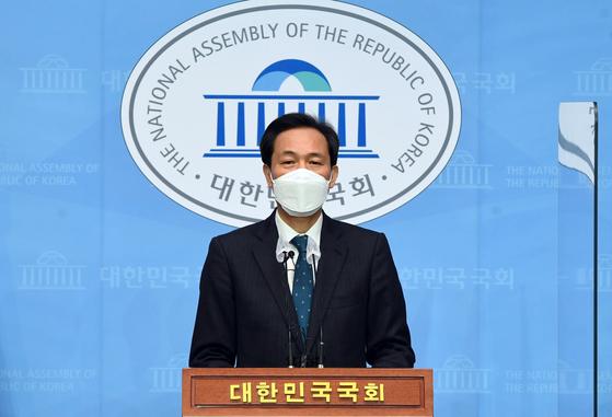 """여동생 박영선, 우상호, """"21 분 도시? 민주당 같지 않니?"""""""