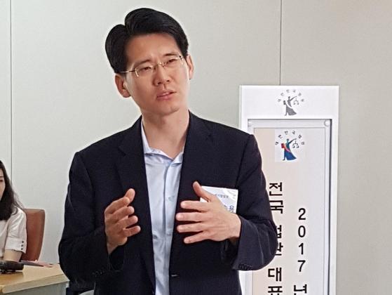 """김명수와 임성근 현직 판사 """"탄핵과 거짓 해명에 대해 사과해야한다"""""""
