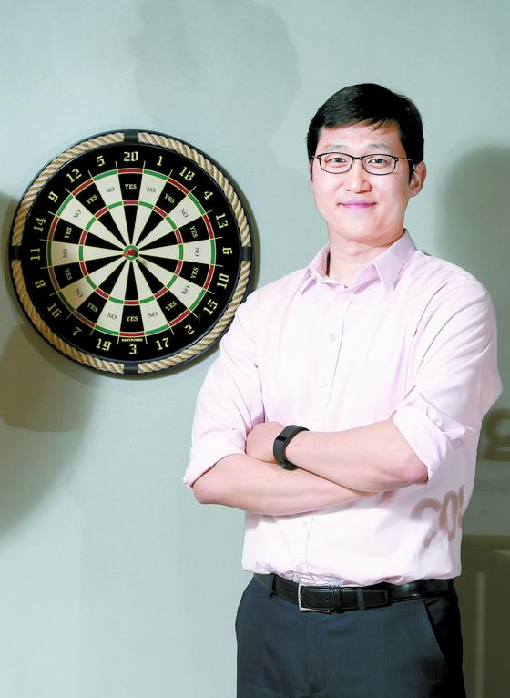 쿠팡 김범석 이사회 의장.