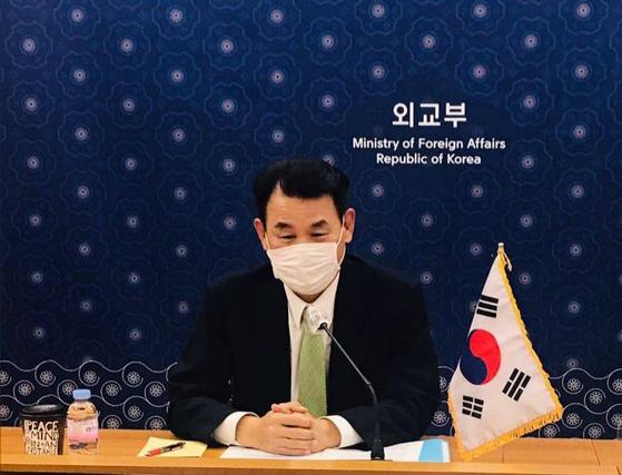 정은보 한·미 방위비분담협상대사 [외교부]