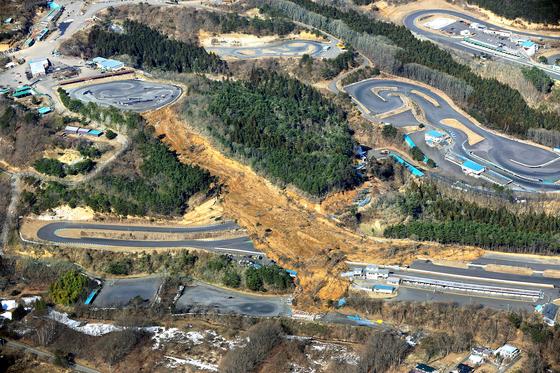 대지진 10년 후쿠시마 또 강진