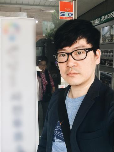 가을방학 멤버 정바비 [사진 정바비 페이스북 캡처]
