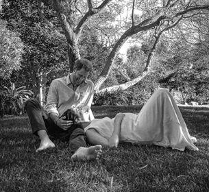 사진 작가 미산 해리먼이 찍은 해리 왕자와 마클 메건 왕자비의 사진. [미산 해리먼 인스타그램]
