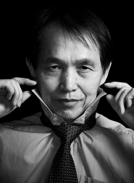 제17대 KAIST 총장으로 선임된 이광형 KAIST 바이오및뇌공학과 교수. 권혁재 전문기자