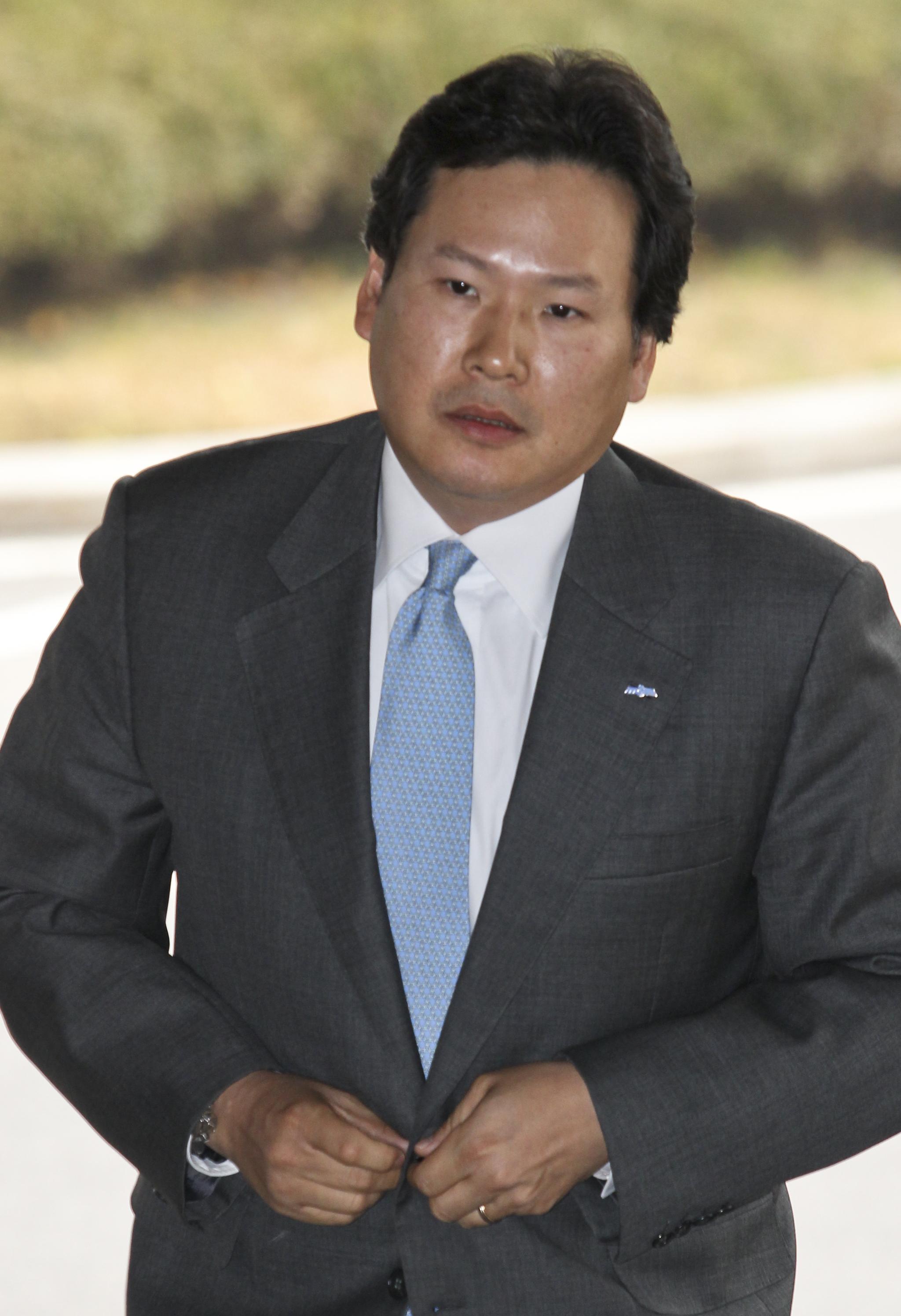 최철원 대한아이스하키협회 회장 당선인. [중앙포토]